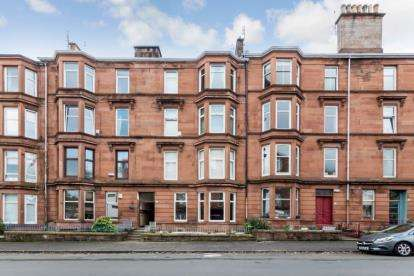 2 Bedrooms Flat for sale in Waverley Street, Shawlands, Glasgow