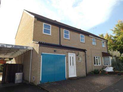 4 Bedrooms Semi Detached House for sale in Salisbury, Wiltshire