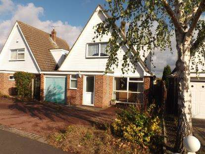 3 Bedrooms Detached House for sale in Churnet Close, Clifton Grove, Nottingham