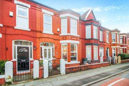 3 Bedrooms Terraced House for sale in Milton Road, Crosby, Liverpool, Merseyside, L22