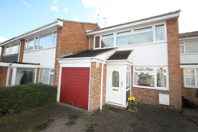 3 Bedrooms Terraced House for sale in Bronte Crescent, Hemel Hempstead