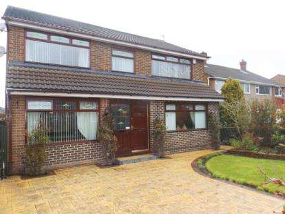 5 Bedrooms Detached House for sale in Pinewood Road, Marton-In-Cleveland, Middlesbrough, North Yorkshire