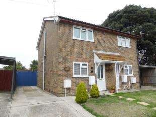 2 Bedrooms Semi Detached House for sale in The Priory, Queens Road, Lydd, Romney Marsh
