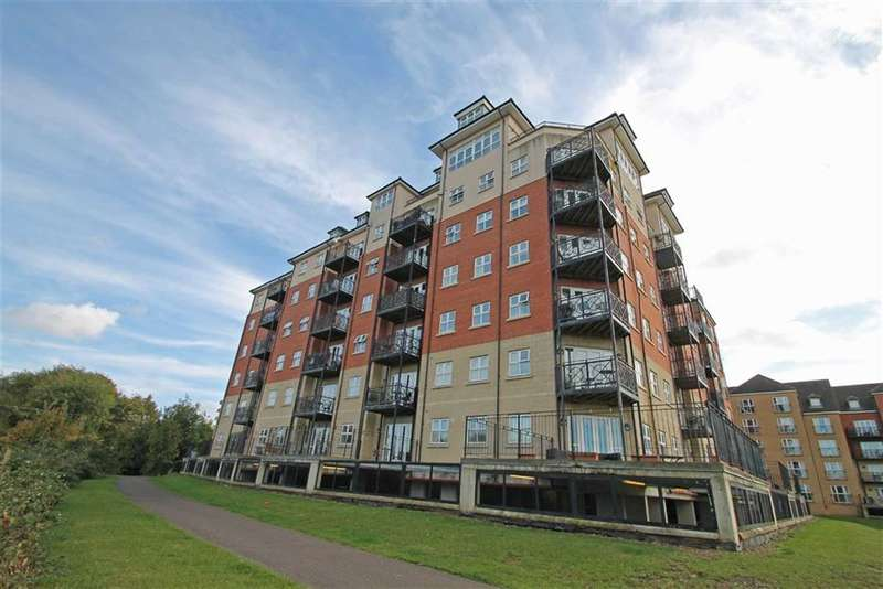 2 Bedrooms Property for sale in Britannia House, Bedford