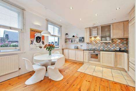 3 Bedrooms Flat for sale in Blackstock Road, London N4