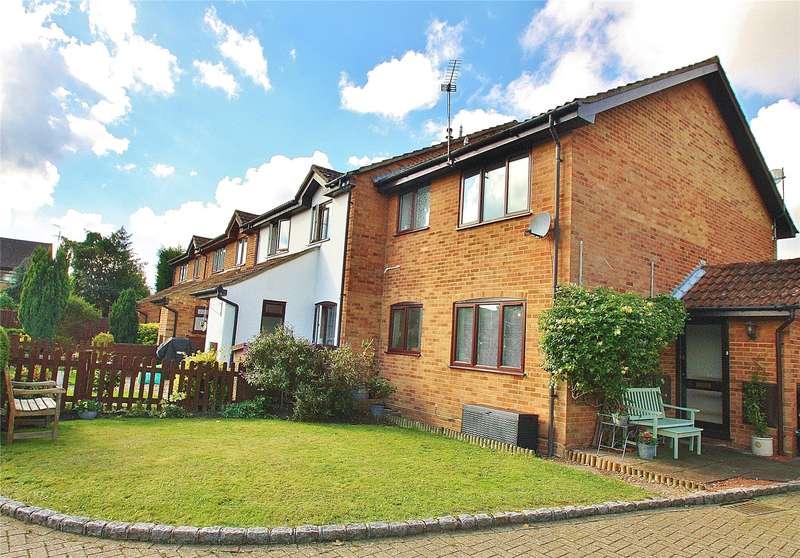 1 Bedroom Terraced House for sale in Daffodil Drive, Bisley, Woking, Surrey, GU24