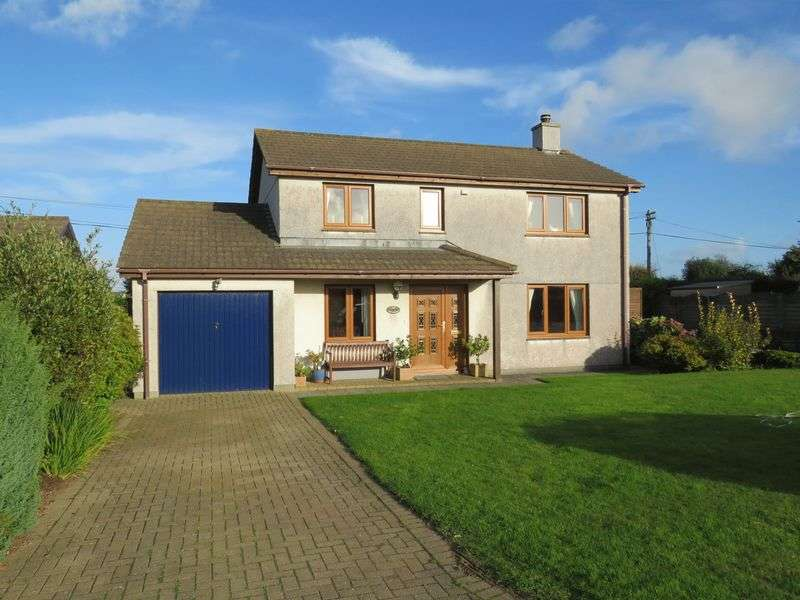 3 Bedrooms Detached House for sale in Trispen, Truro