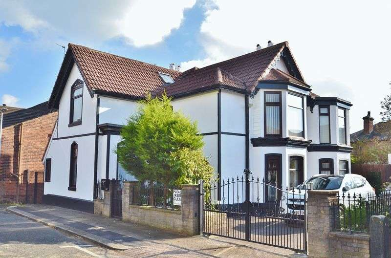 4 Bedrooms Detached House for sale in The Old Vicarage, Lynwood Avenue