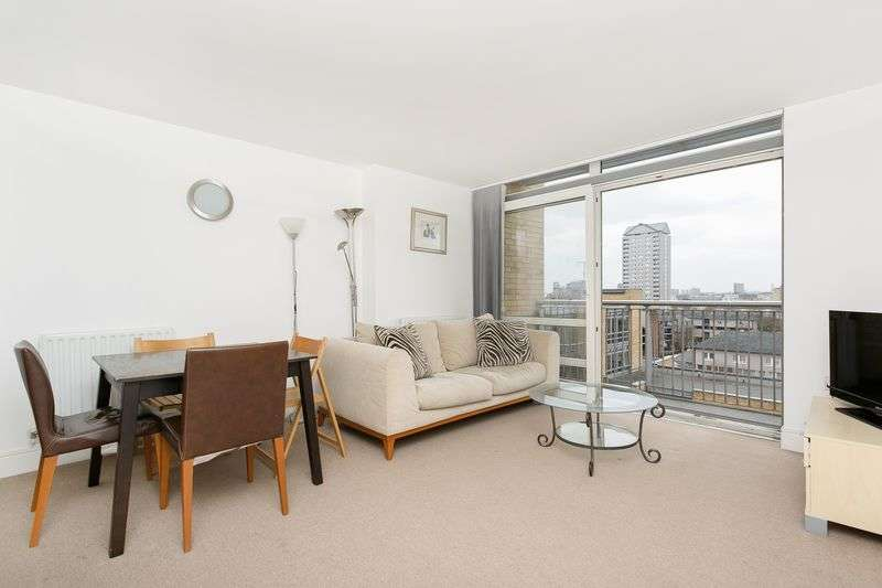 1 Bedroom Flat for sale in Cassilis Road, London