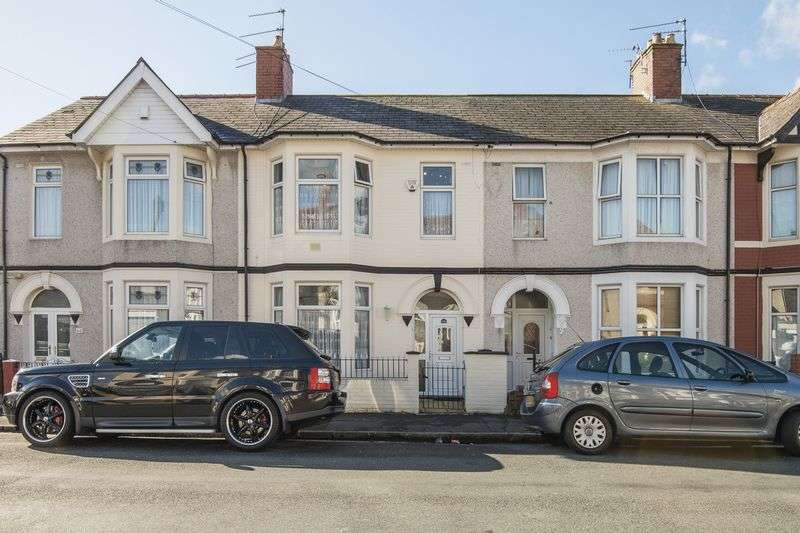 3 Bedrooms Terraced House for sale in Bedford Road, Newport