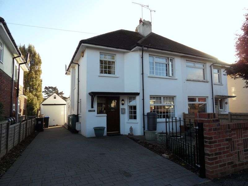 3 Bedrooms House for sale in Leighton Avenue, Worthing