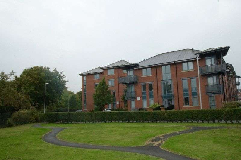 2 Bedrooms Flat for sale in Hopkinson Court, Walls Avenue, Chester