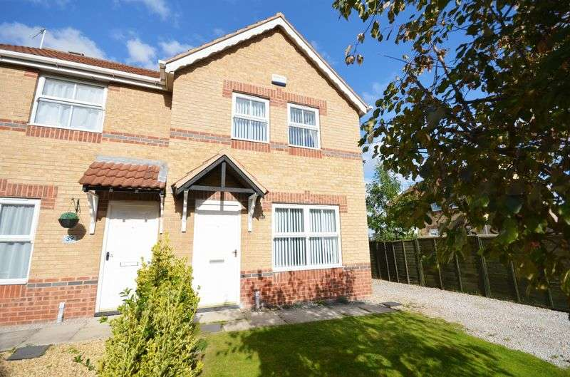 3 Bedrooms Semi Detached House for sale in 41 Horse Shoe Court, Balby, Doncaster, DN4 0FF