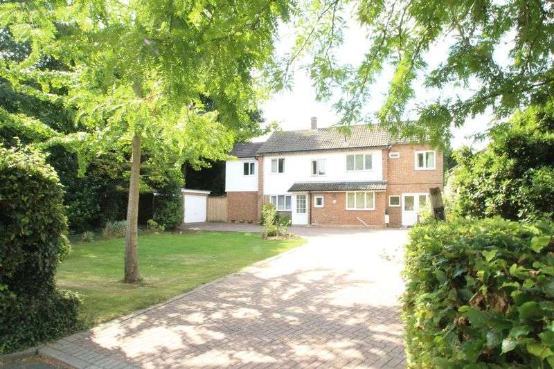 6 Bedrooms Detached House for sale in Rochester Road, Tonbridge