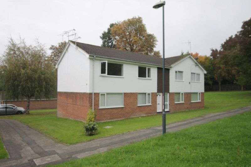 1 Bedroom Flat for sale in LAMBOURN COURT, LAMBOURN DRIVE, ALLESTREE