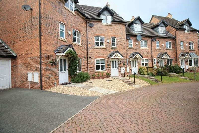 5 Bedrooms House for sale in Lakeholme Gardens, Oswestry