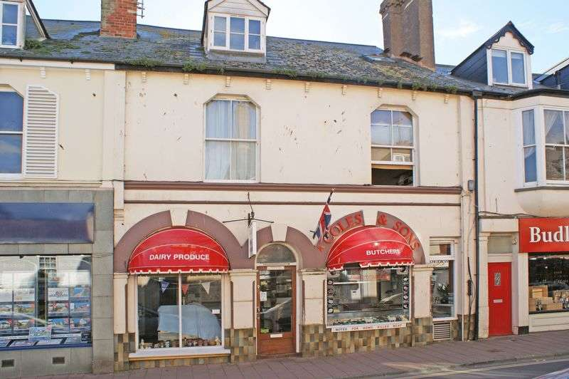 2 Bedrooms Flat for sale in High Street, Budleigh Salterton