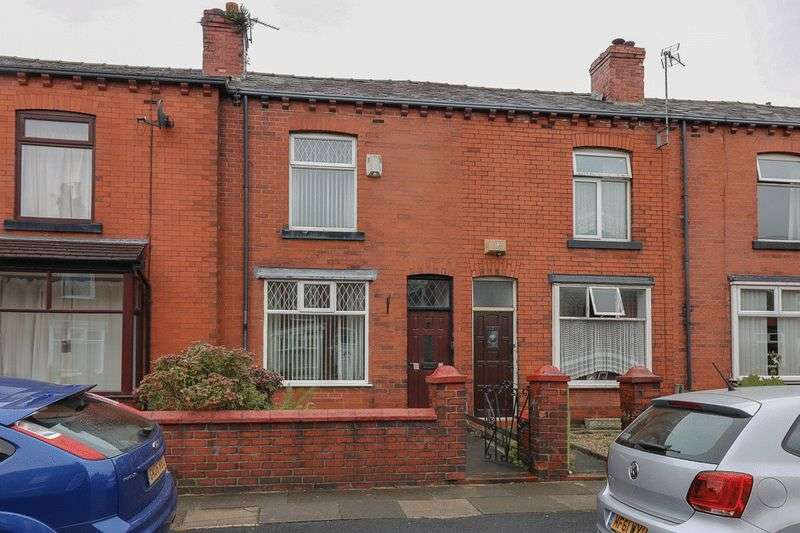 2 Bedrooms Terraced House for sale in Parkdale Road, Bolton