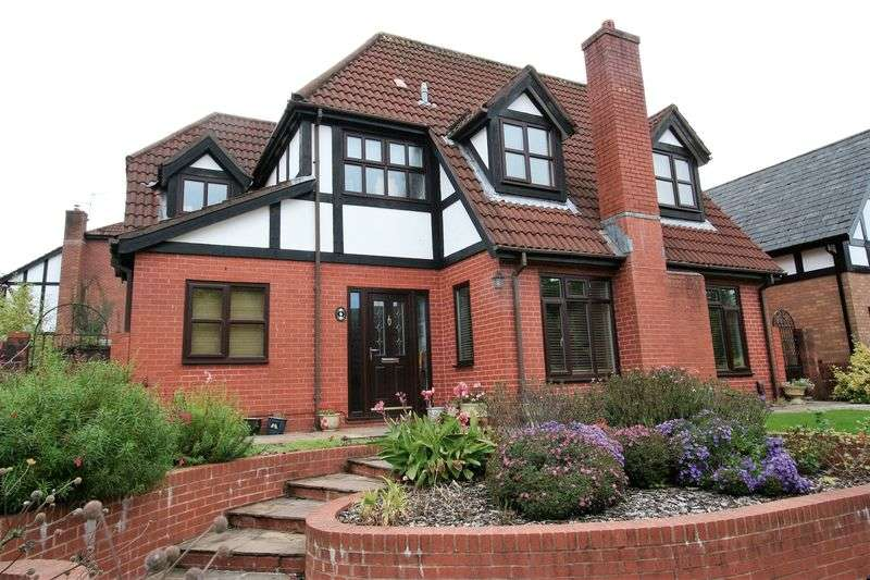 5 Bedrooms Detached House for sale in Five Bedroom Detached House In Llandaff