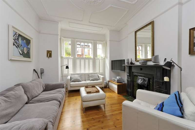 4 Bedrooms End Of Terrace House for sale in Manchuria Road, Battersea, London