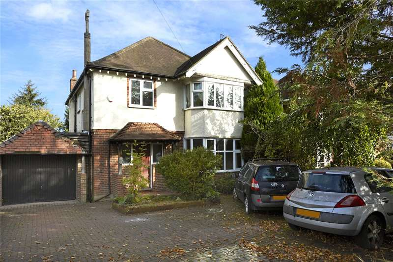 4 Bedrooms Detached House for sale in Embercourt Road, Thames Ditton, Surrey, KT7