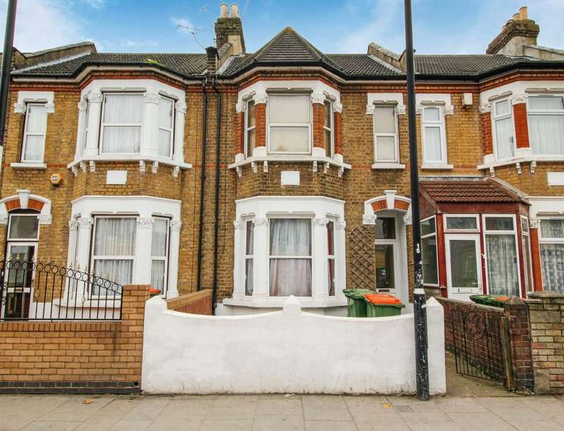 1 Bedroom Flat for sale in Plashet Road, London, E13