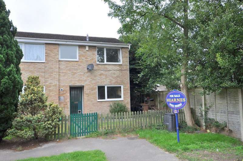 3 Bedrooms End Of Terrace House for sale in Ferndown