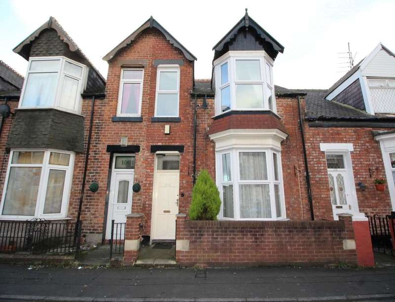 3 Bedrooms Property for sale in Sorley Street, Millfield, Sunderland, SR4