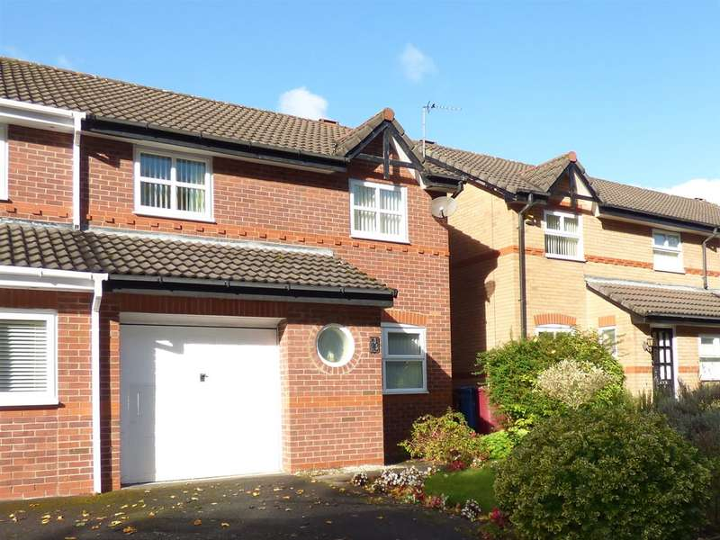 3 Bedrooms Semi Detached House for sale in Oulton Lane, Huyton, Liverpool