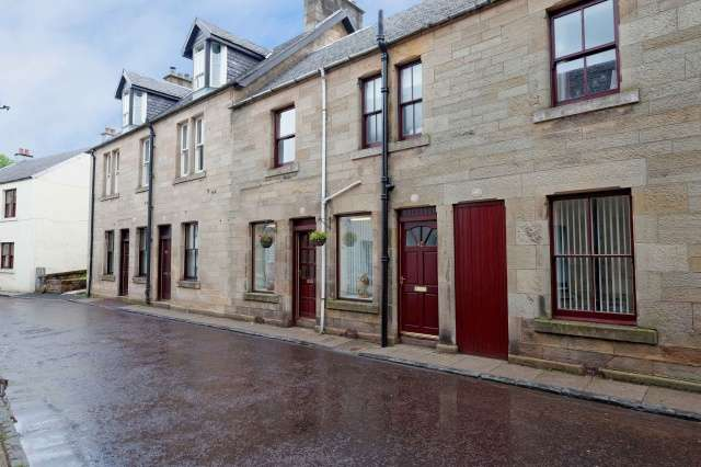 2 Bedrooms Maisonette Flat for sale in Main Street, Douglas, South Lanarkshire, ML11 0QW