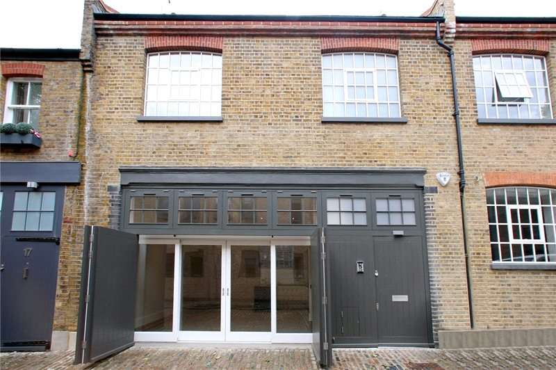 2 Bedrooms House for sale in Colonnade, Bloomsbury, London, WC1N