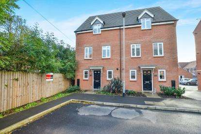 3 Bedrooms End Of Terrace House for sale in Pennyroyal Way, Kirkby-In-Ashfield, Nottingham, Nottinghamshire