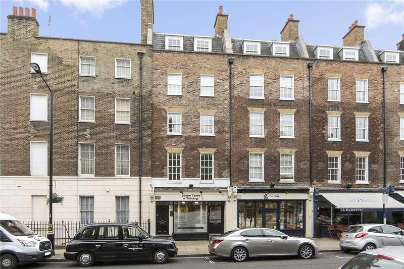 2 Bedrooms Maisonette Flat for sale in Blandford Street, London, W1U