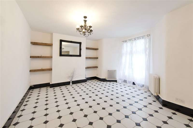 1 Bedroom Flat for sale in St Marks Place, London, W11