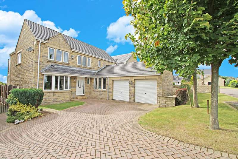 4 Bedrooms Detached House for sale in Pinchwell View, Wickersley, Rotherham