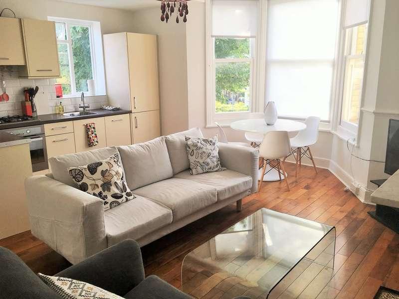 2 Bedrooms Flat for sale in Goldstone Villas, Hove