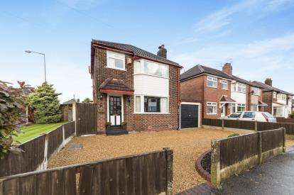 3 Bedrooms Detached House for sale in Tanfield Road, Manchester, Greater Manchester, .