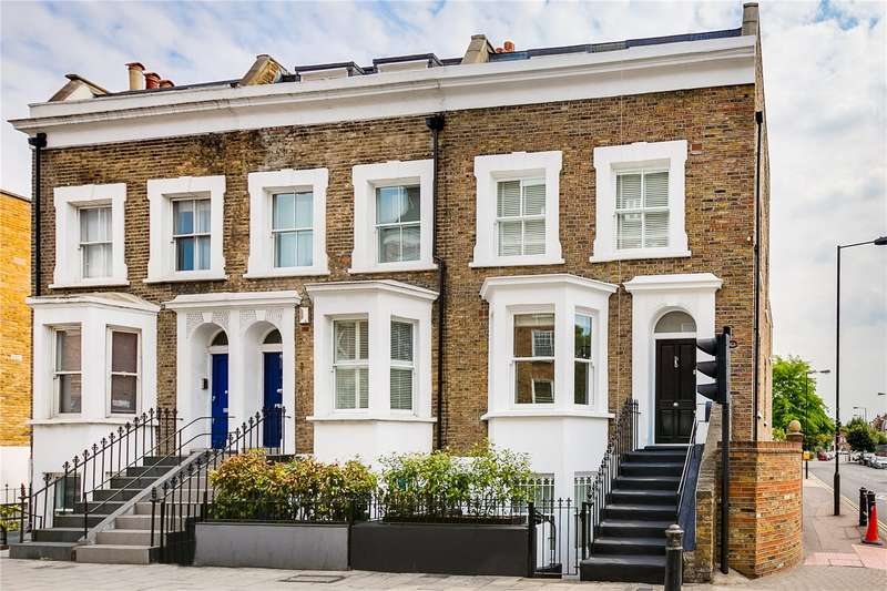 5 Bedrooms House for sale in New Kings Road, London, SW6