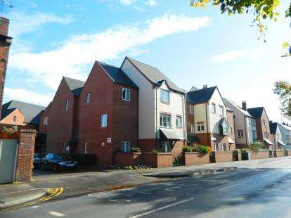 1 Bedroom Flat for sale in Montgomery Court, Coventry Road, Warwick