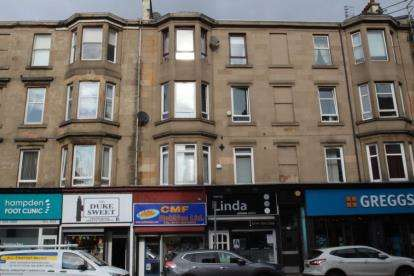 2 Bedrooms Flat for sale in Duke Street, Dennistoun