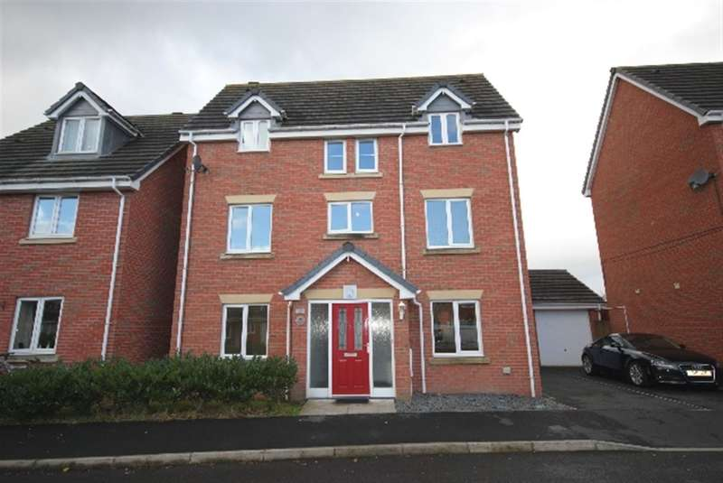 4 Bedrooms Detached House for sale in Rushwood Park, Standish, Wigan, WN6