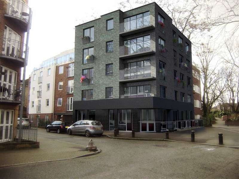 2 Bedrooms Property for sale in 375 Rotherhith Street, London