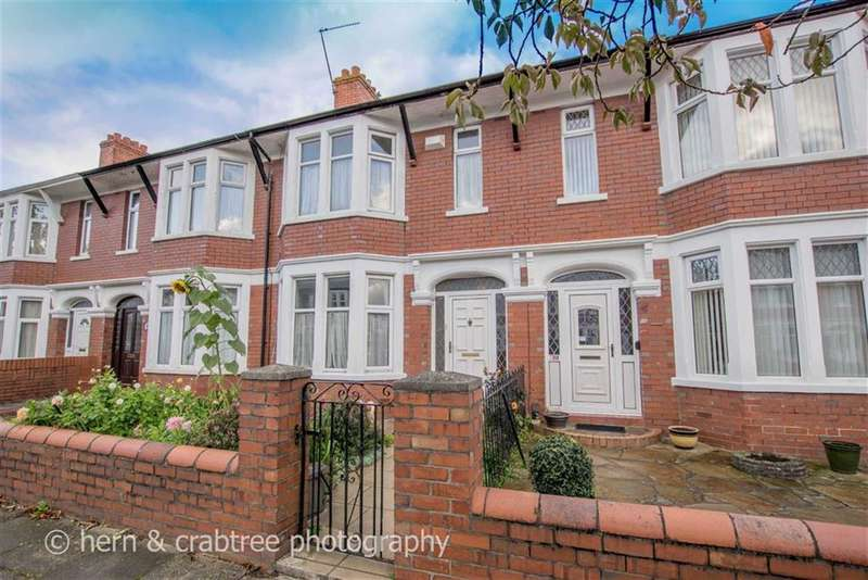 3 Bedrooms Property for sale in Butleigh Avenue, Llandaff, Cardiff