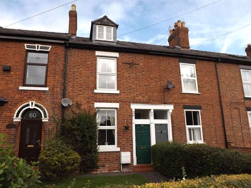 3 Bedrooms Mews House for sale in Middlewich Road, Holmes Chapel, CW4