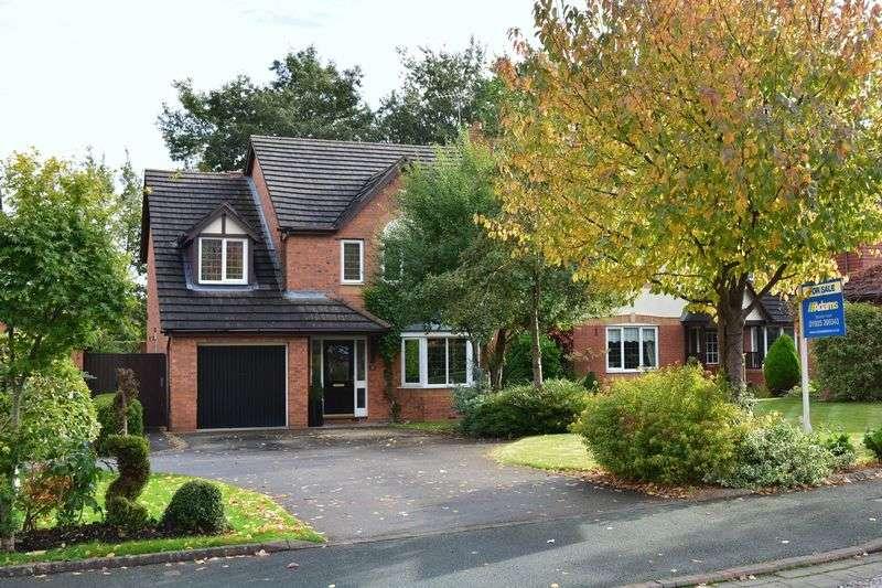4 Bedrooms Detached House for sale in Bridgewater Grange, Preston Brook