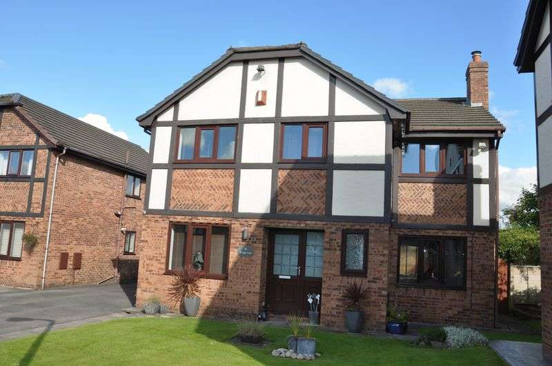 5 Bedrooms Detached House for sale in Kings Lea, Adlington