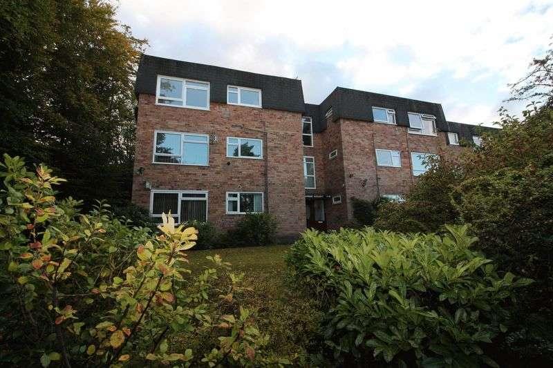 3 Bedrooms Flat for sale in Castlerigg Court, Prospect Road, Prenton