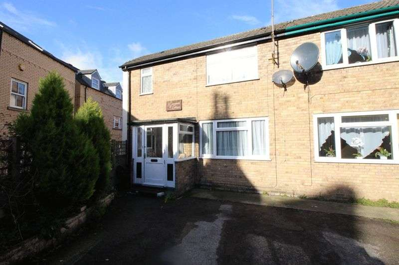2 Bedrooms Semi Detached House for sale in Greenfield Road, Scarborough