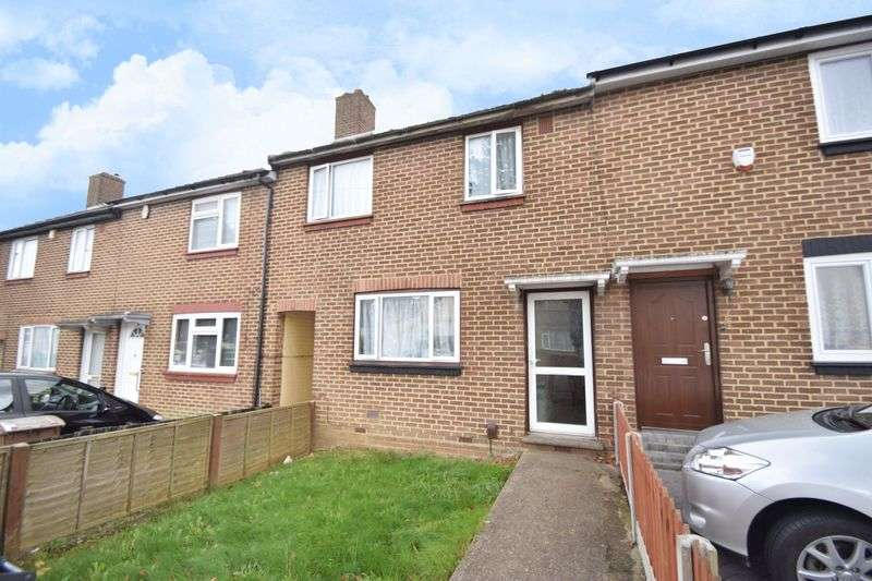 3 Bedrooms Terraced House for sale in Brooms Road, Luton