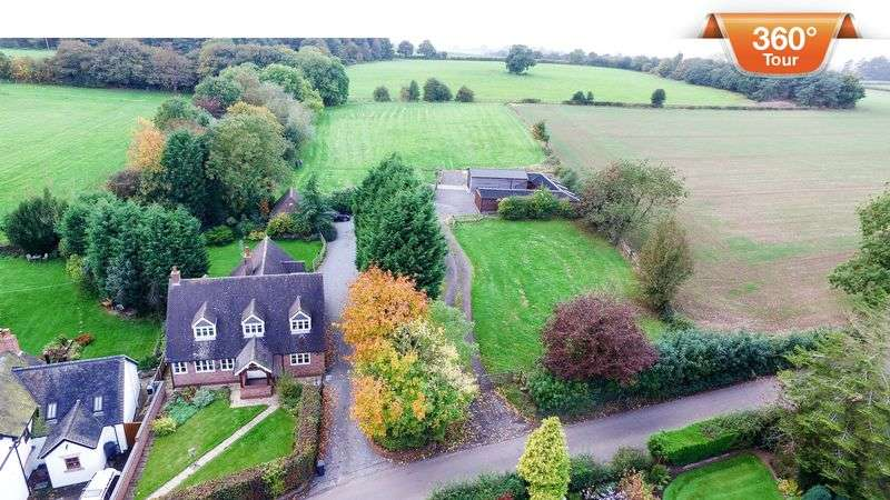 4 Bedrooms Detached House for sale in FOR SALE WITH ABODE > Ednaston, Ashbourne